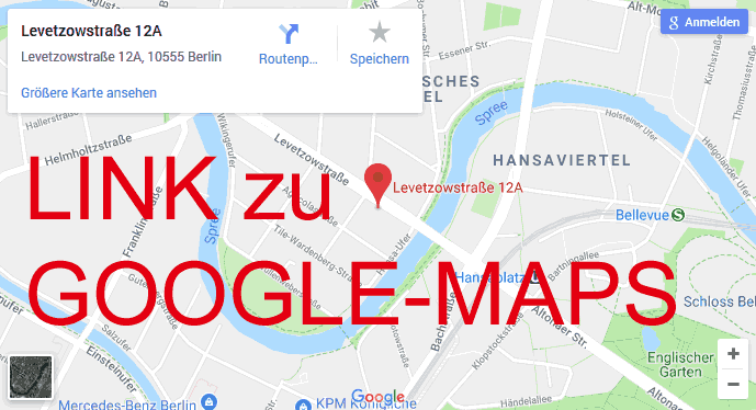 Link zu Google-Map